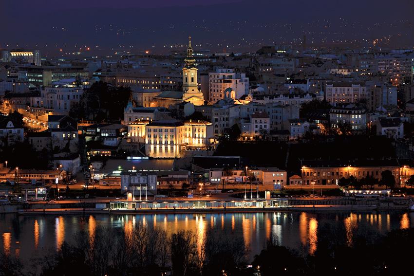 Srpski turizam - Beograd Str%209%20-%20beograd%20nocu