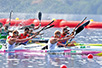Silver finish of Serbian kayakers in RIo 2016 (Photo: Archive of M. Tomićević)