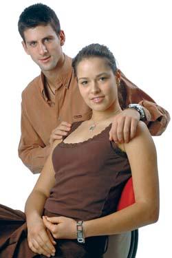 djokovic and ivanovic dating